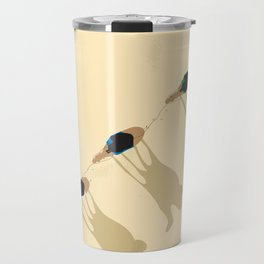 Camel caravan Travel Mug