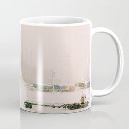 behind the fog Coffee Mug