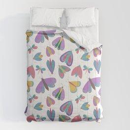 Mariposas Comforters