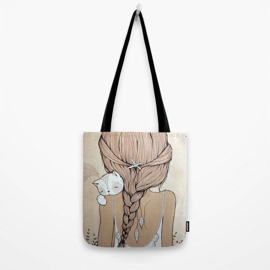 Stay Close Tote Bag