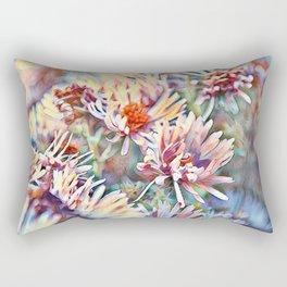 aquarell Floral 09 Rectangular Pillow