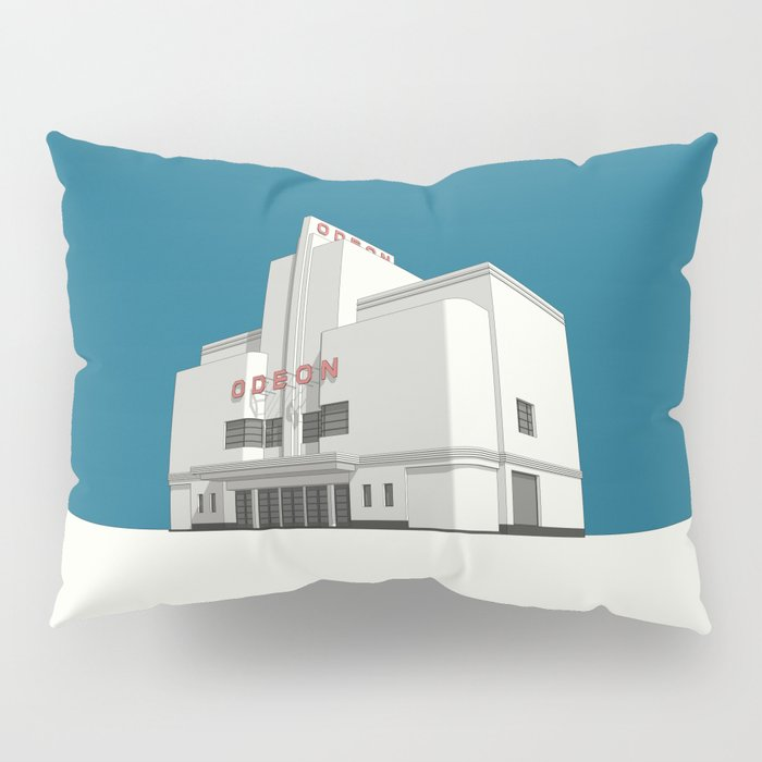ODEON Balham Pillow Sham
