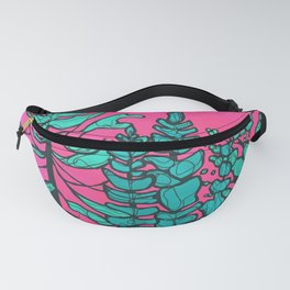 Hot Pink Sky Fanny Pack