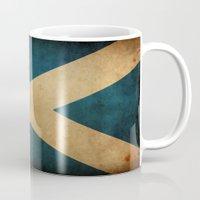 scotland Mugs featuring Scotland by NicoWriter