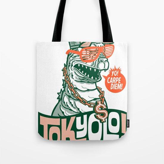 Tokyolo ($imple variant) Tote Bag