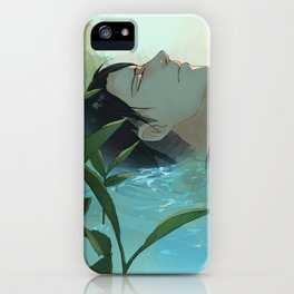 The dreamer (Levi, SnK) iPhone Case