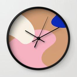 Abstract Elegant Art Wall Clock