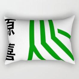 A hat in my soul Rectangular Pillow