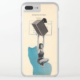 Journey from the North Volume 1 Clear iPhone Case