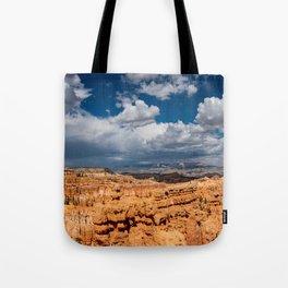 Bryce_Canyon National_Park, Utah - 4 Tote Bag