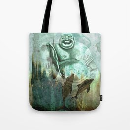 Buddha´s playground Tote Bag