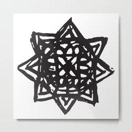 Akashic Key by Kip Metal Print