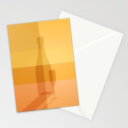 ELIXIRS / Champagne Stationery Cards