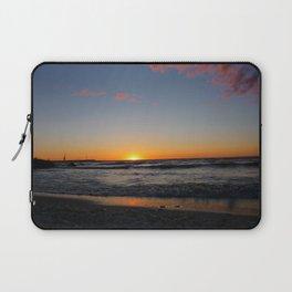 Sea Sunset Laptop Sleeve