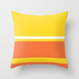 Colours of Lisa Throw Pillow