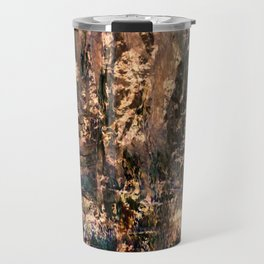 Lost In The Past Travel Mug