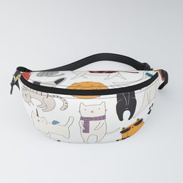 Cuddly Kittens Fanny Pack