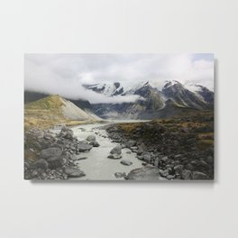 Mt Cook Metal Print