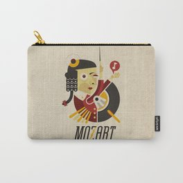 Mozart - Stereophonic Sound   Carry-All Pouch