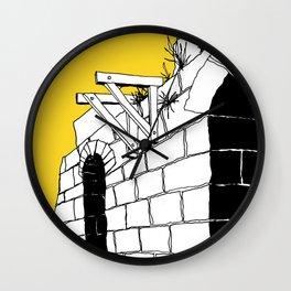 TUNNELS Wall Clock