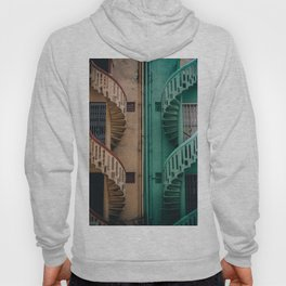Symmetrical Staircases Hoody