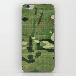 Multicam Camo iPhone Skin