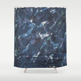 Lila Shower Curtain
