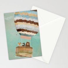 a little wondrous adventure Stationery Cards