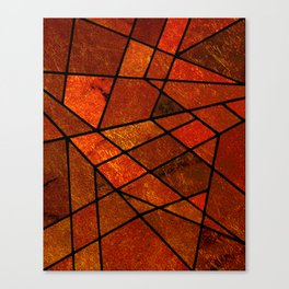 Abstract #985 Canvas Print