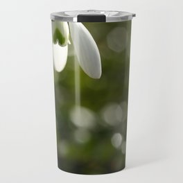 Snow Drops... Travel Mug
