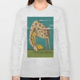 sleep well Long Sleeve T-shirt