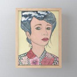 Eve Framed Mini Art Print
