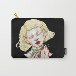 Hands in the Dirt Carry-All Pouch