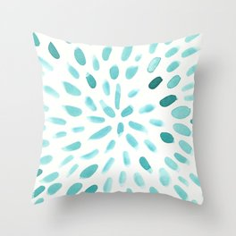 #70. ANNA LAI - Star Explosion Throw Pillow