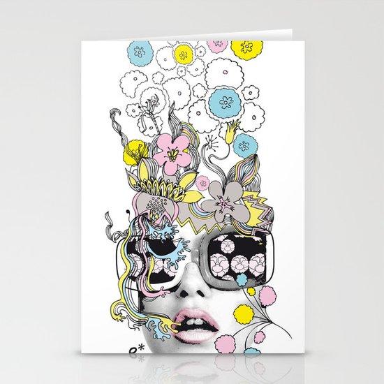 psykéwoman Stationery Cards