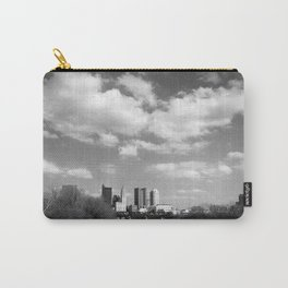 Columbus Ohio 2 - B&W Carry-All Pouch