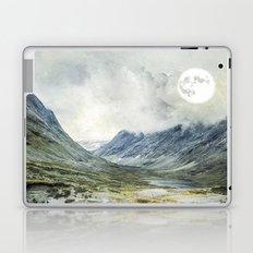 Supermoon in Norway Laptop & iPad Skin