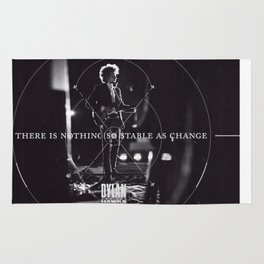 There Is Nothing So Stable As Change Rug