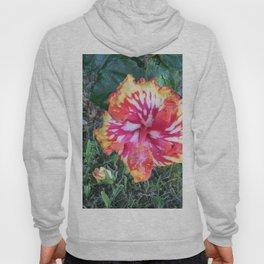 Tropical hibiscus Hoody