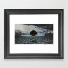 spheres part I Framed Art Print