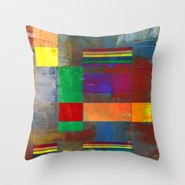 MidMod Rainbow Pride 2.0 Throw Pillow