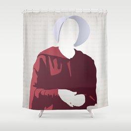 Nolite Te Bastardes Carborundorum Offred Shower Curtain