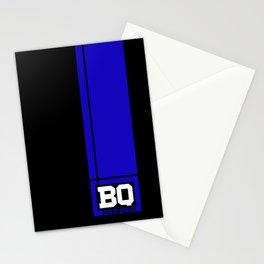 BQ - Flagging Navy Blue Stationery Cards