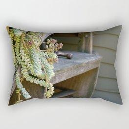 Work Bench Rectangular Pillow