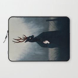 Deep Forest Saint Laptop Sleeve