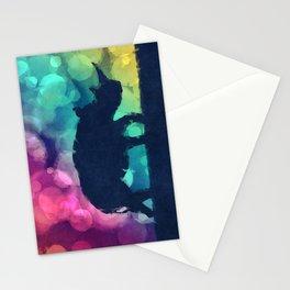 Pop Art Rhinoceros Stationery Cards