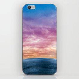 Rainbow Planet iPhone Skin