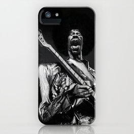 The Great Hendrix iPhone Case