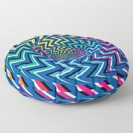 Optical Fun Floor Pillow