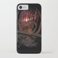 berserk iPhone & iPod Cases featuring Children In the Wood by TheMagicWarrior